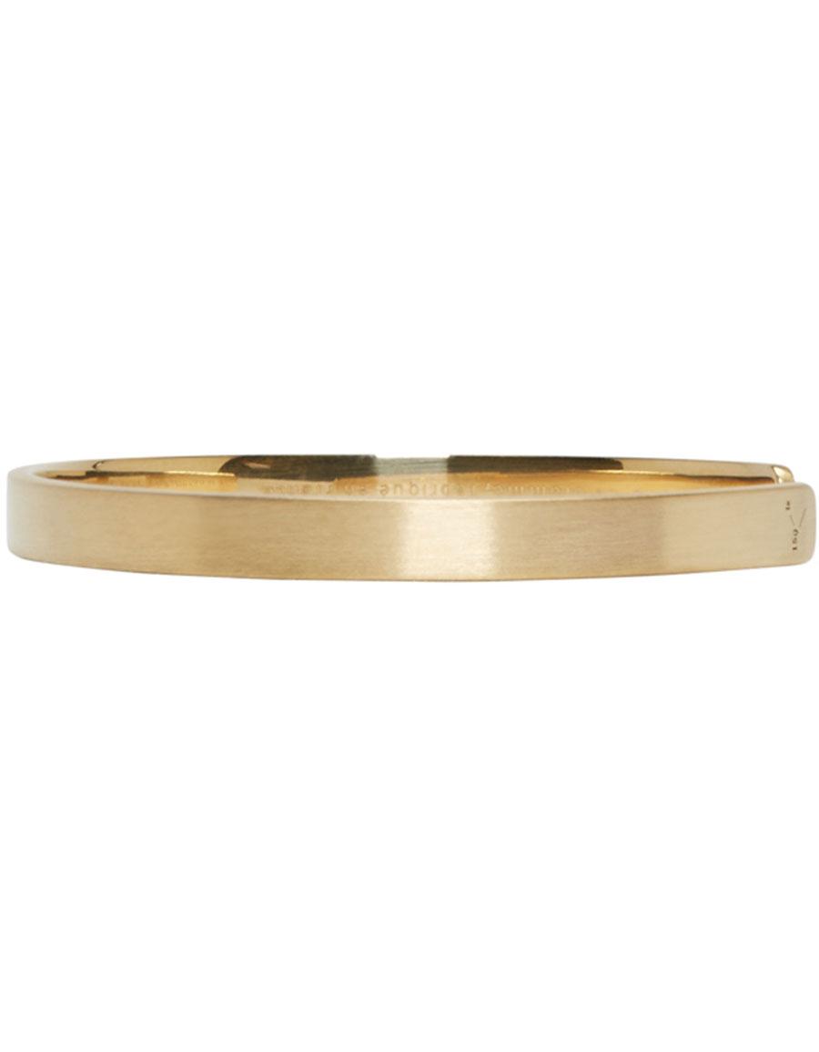 LE GRAMME Gold Le 15 Grammes Cuff