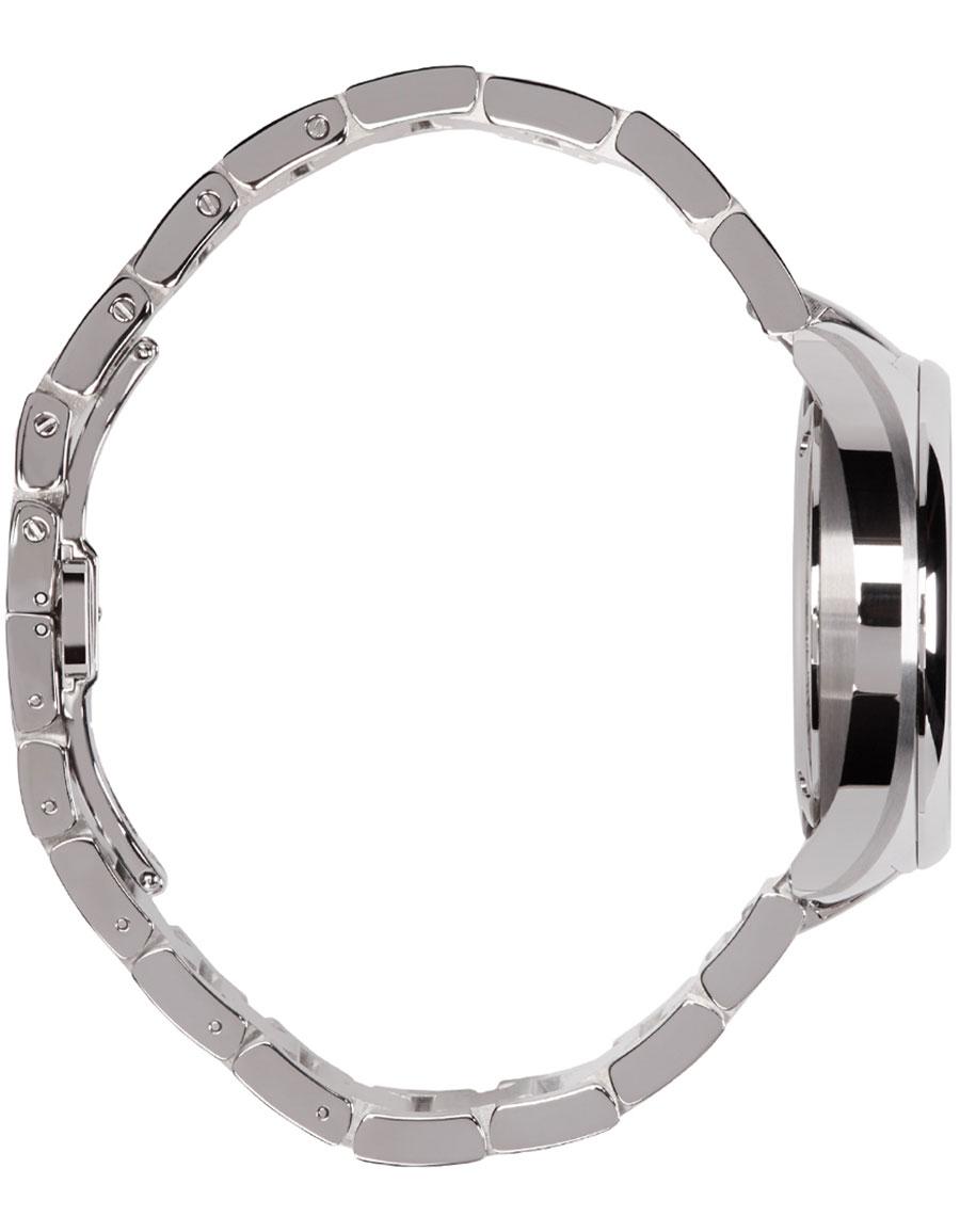 FENDI Silver Momento Bugs Watch