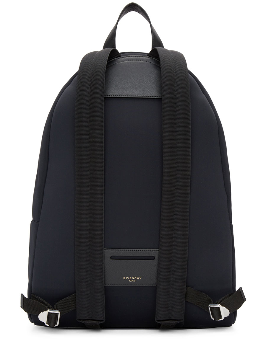 GIVENCHY Black Stars & Stripes Backpack