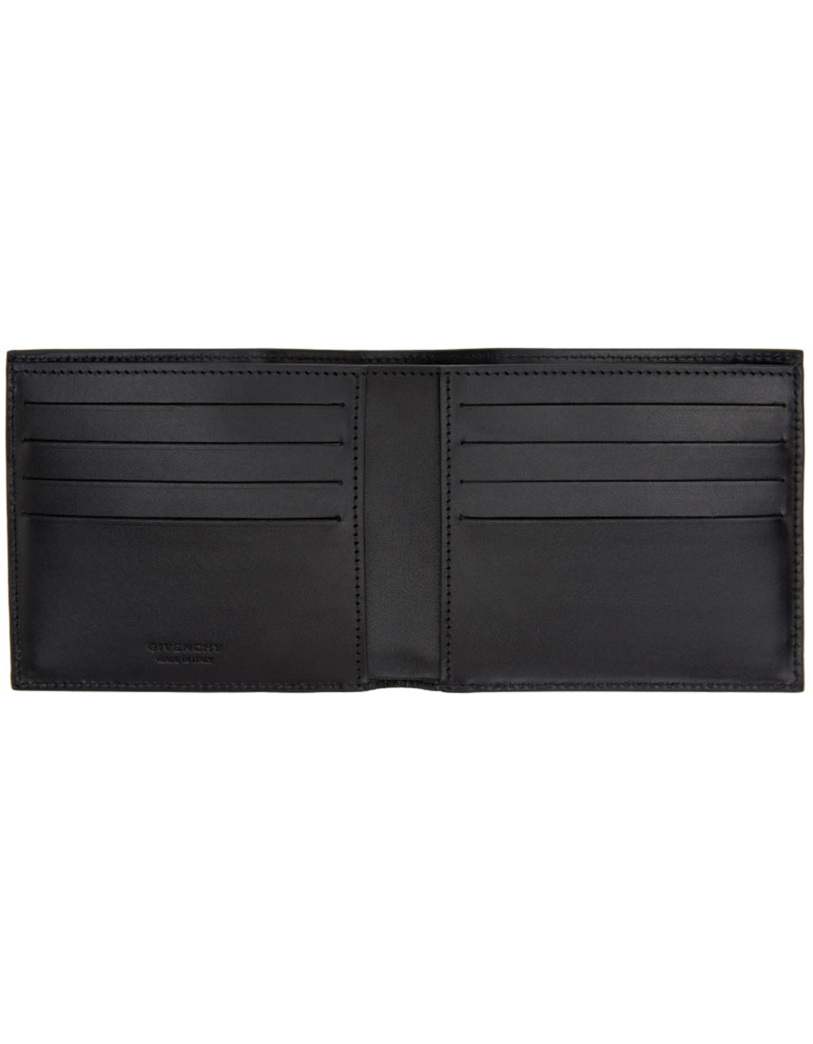 GIVENCHY Black American Flag Wallet