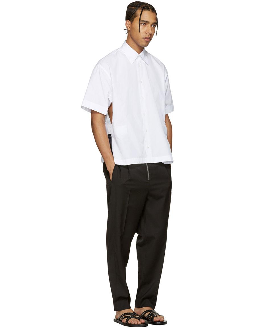DSQUARED2 Black Studded Sandals