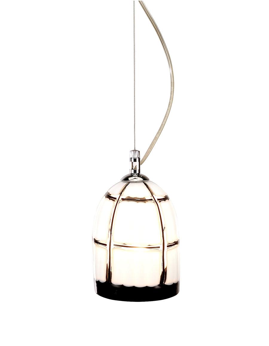 VOLTOLINA Quadri Murano Handmade Glass Pendant Lamp