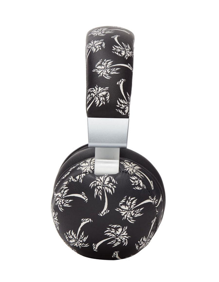 DOLCE & GABBANA Black Palm Tree Headphones