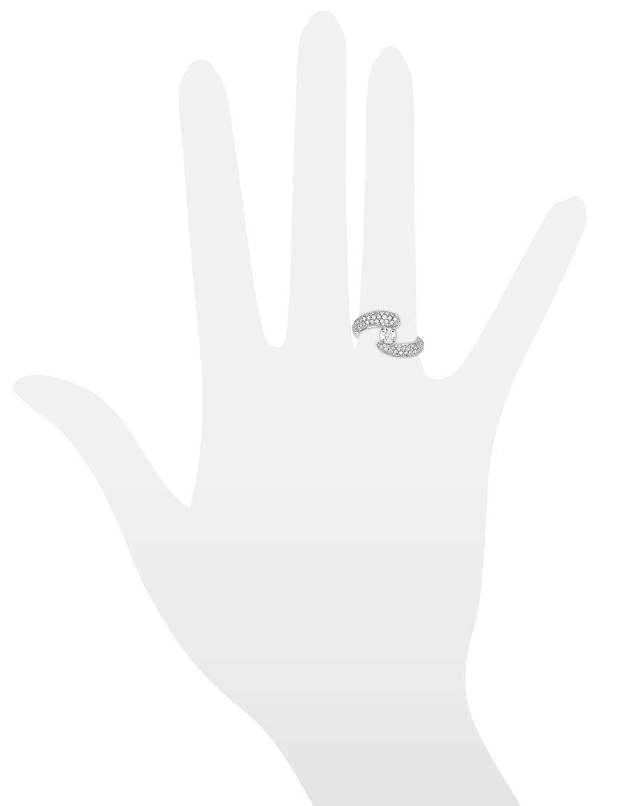 FORZIERI Diamond 18K Gold Ring