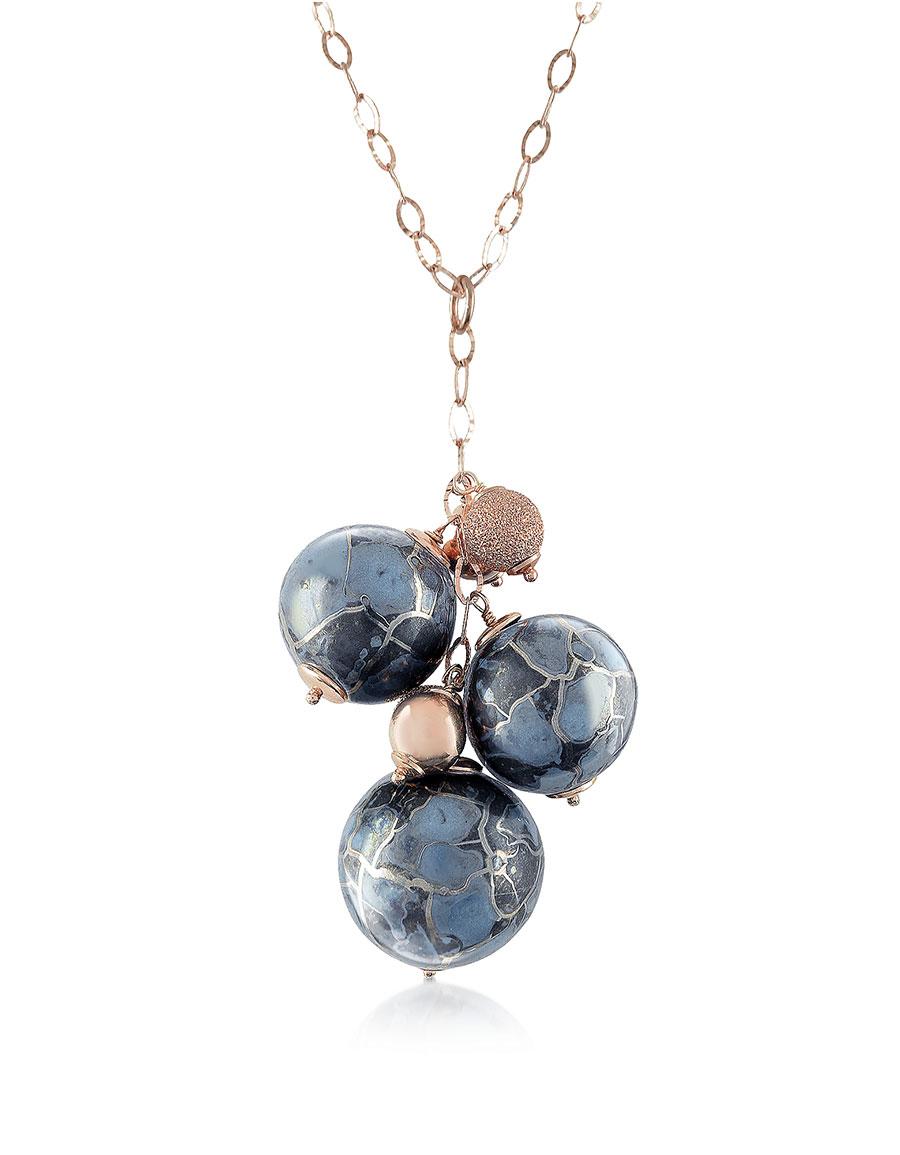 NAOTO Alchimia Sterling Silver Pendant Necklace