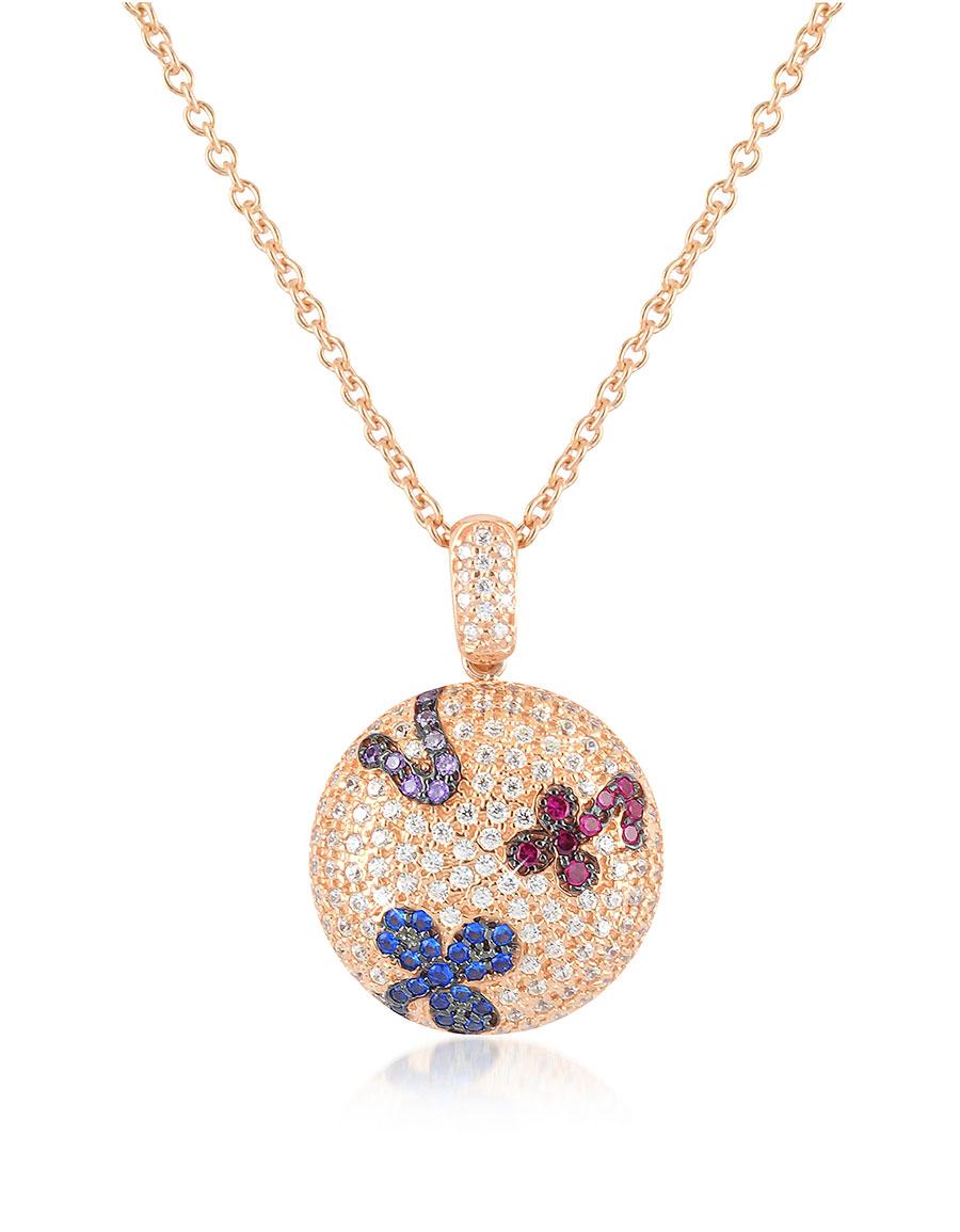 AZHAR Multicolor Fashion Necklace
