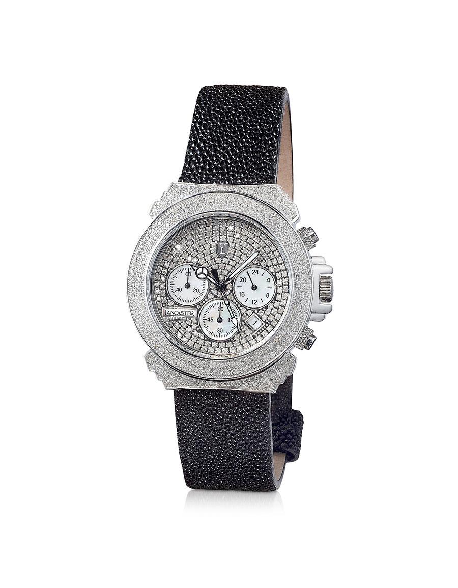 LANCASTER Pillo Deco' Women's Chronograph Watch