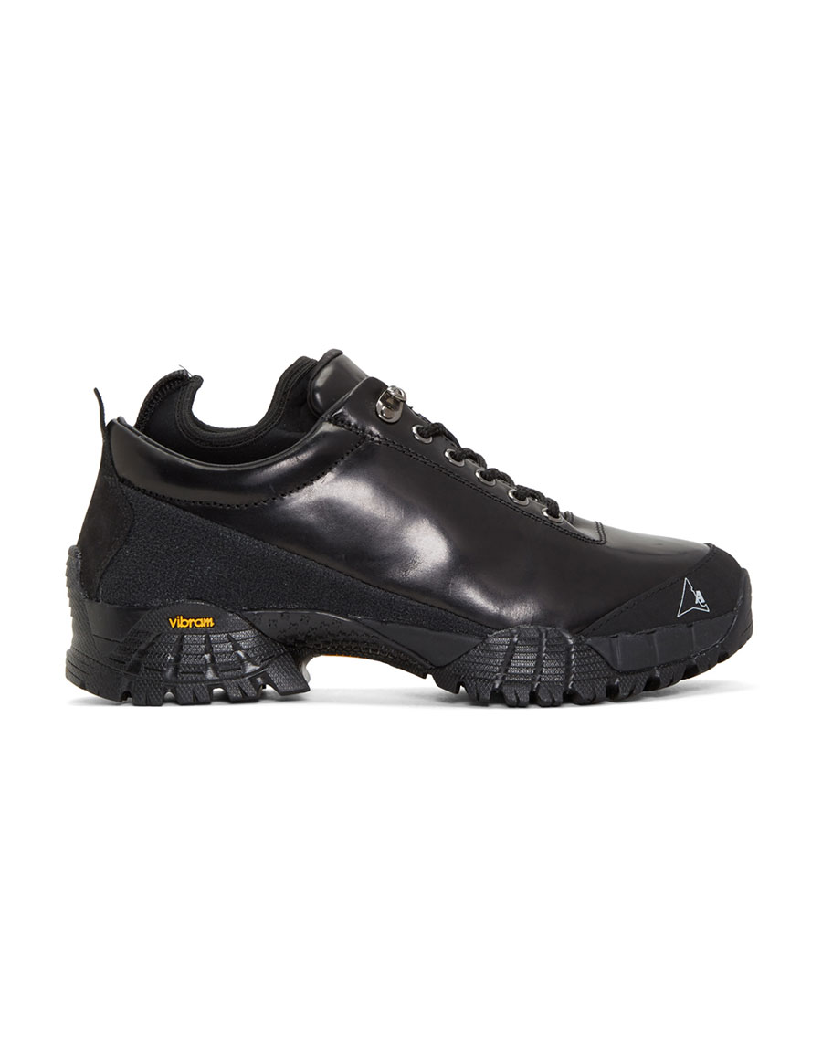 ALYX Black Low Hiking Boots
