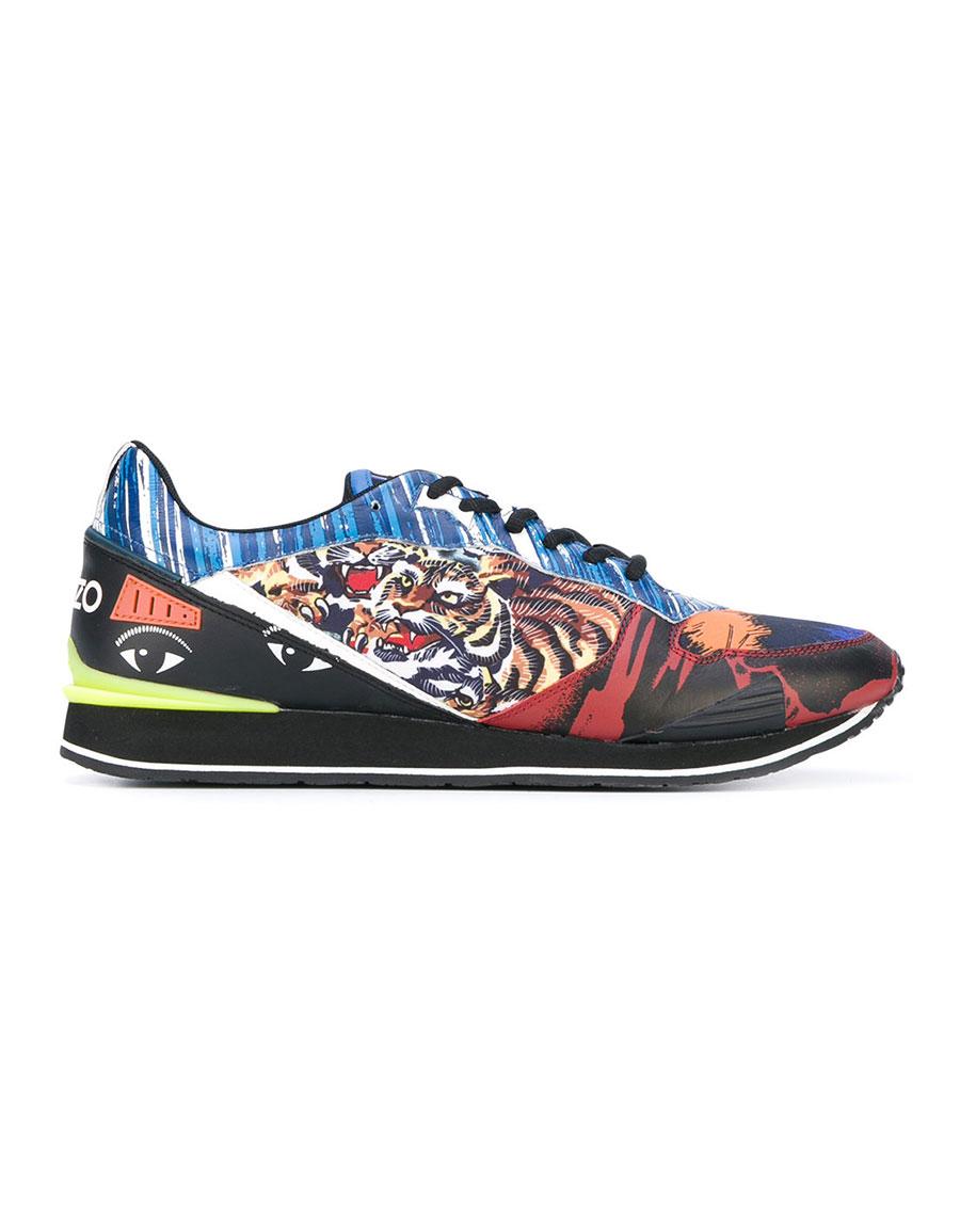 KENZO K-Run sneakers · VERGLE