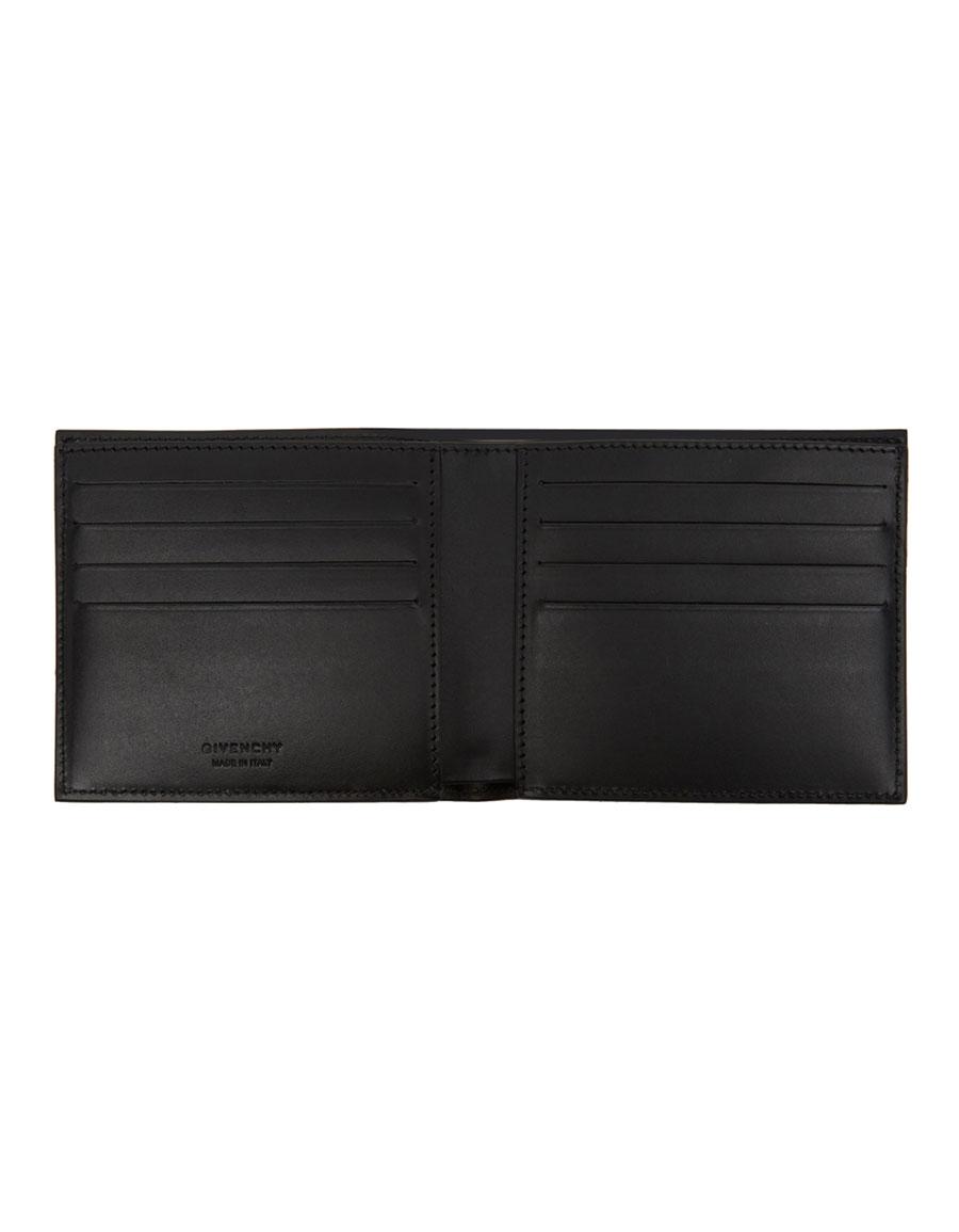 GIVENCHY Black Star Wallet