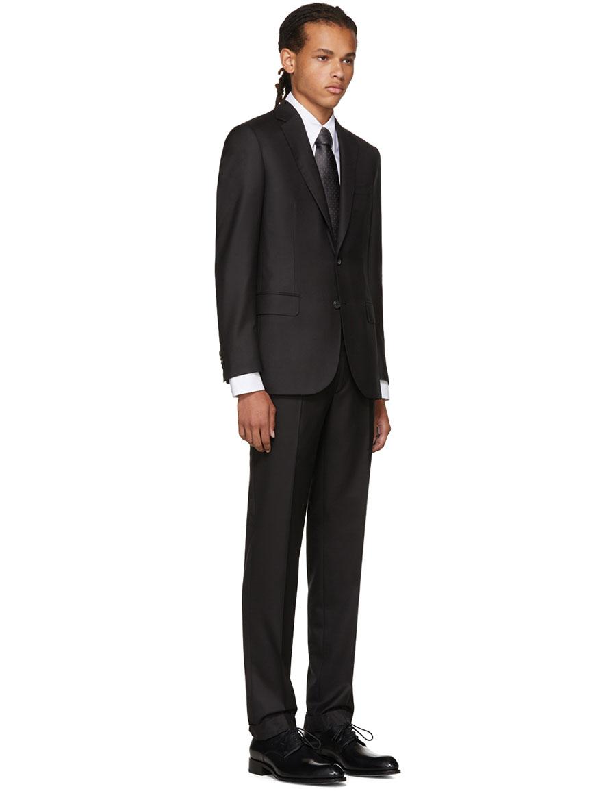 BRIONI Black Madison Suit