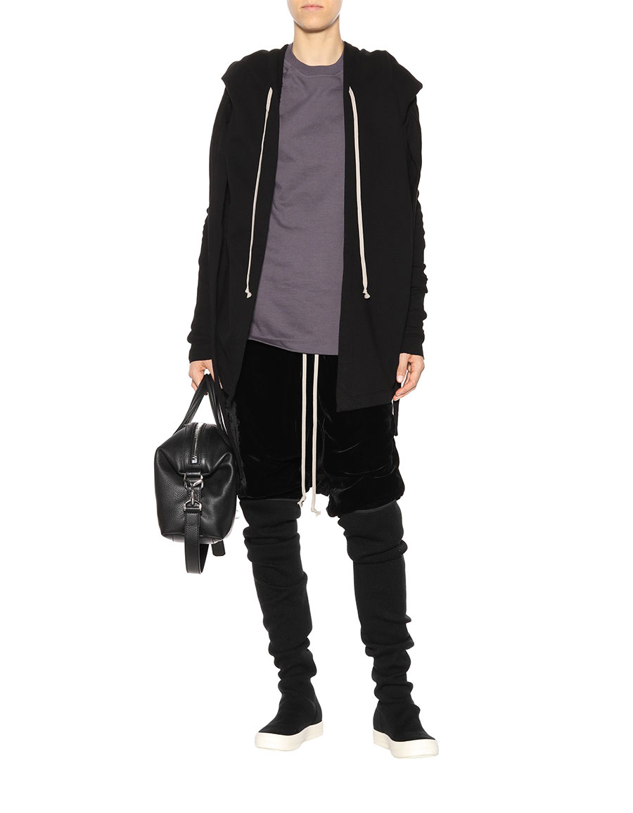 RICK OWENS Cotton sweatshirt