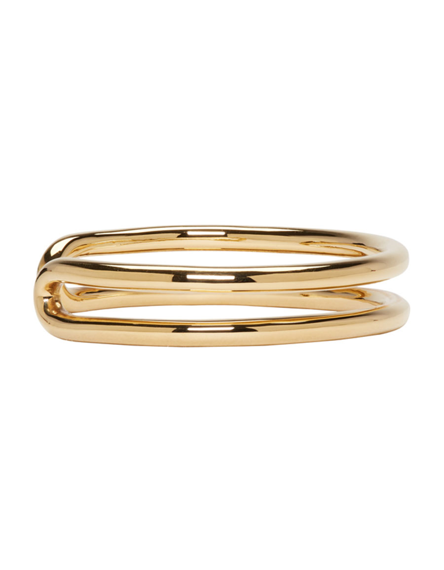 A.P.C. Gold Howard Bracelet