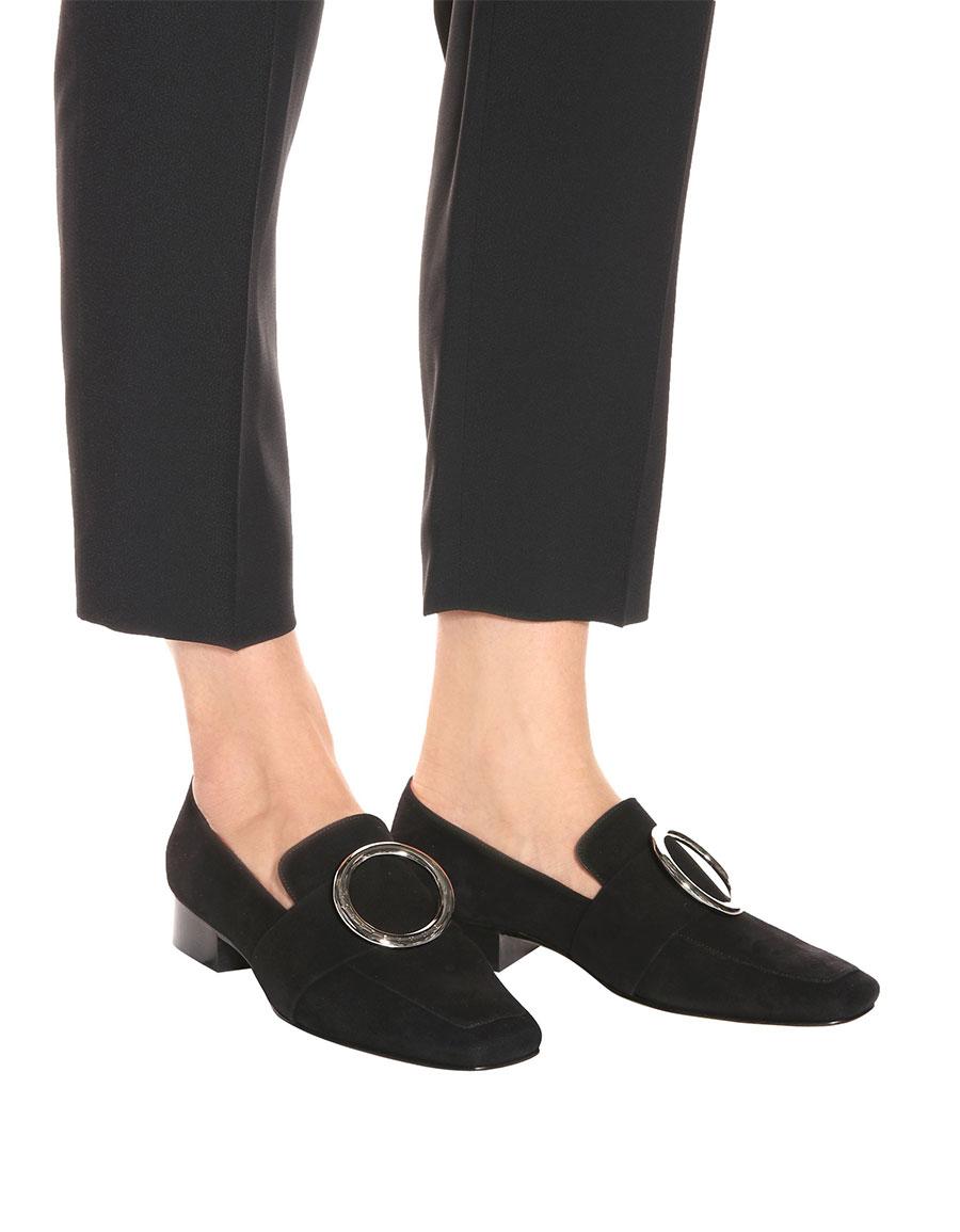 DORATEYMUR Harput suede loafers