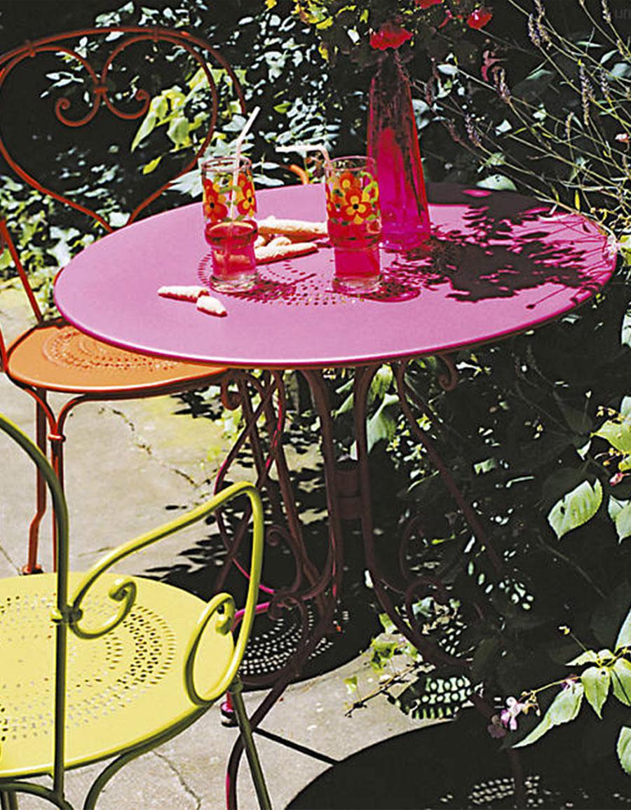 FERMOB 1900 Pedestal Table