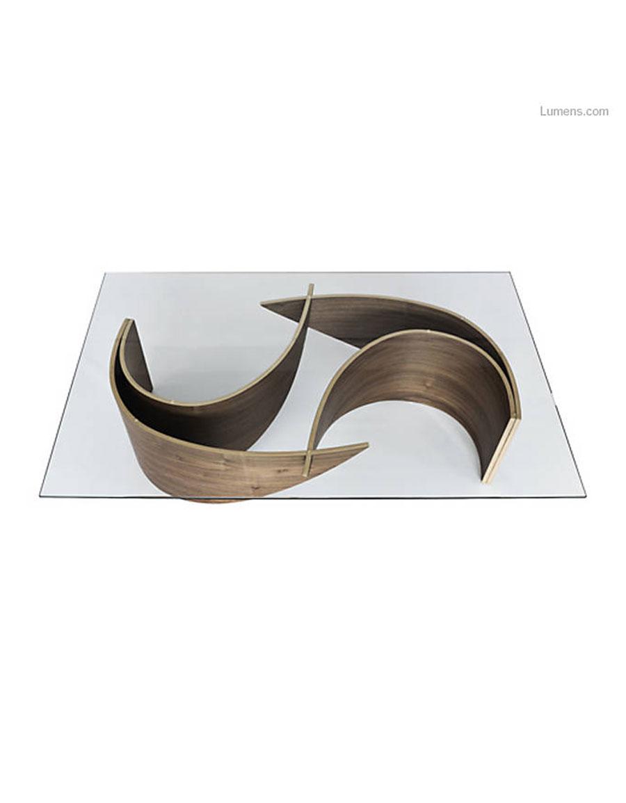 ALEX MACMASTER Wave Coffee Table