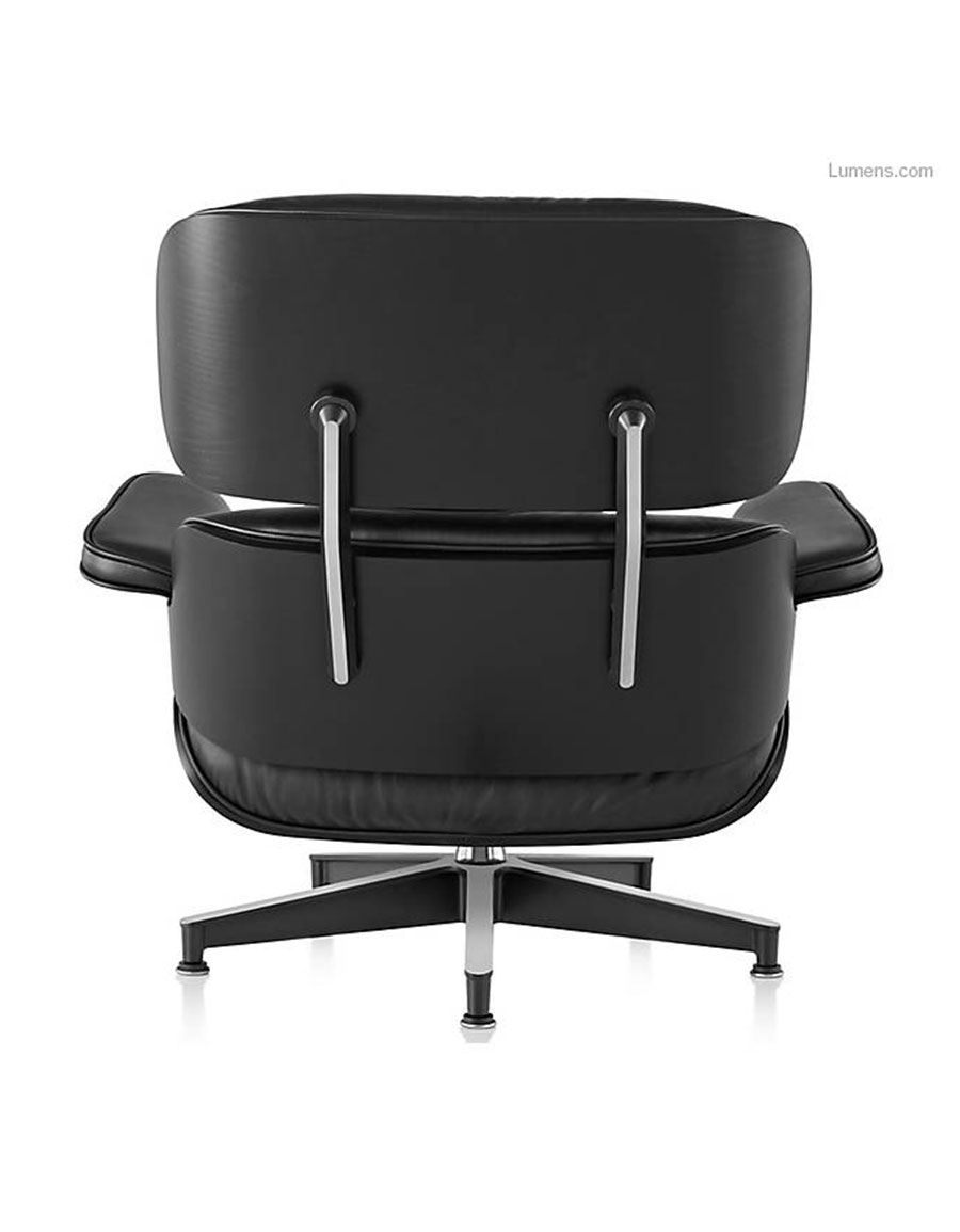 CHARLES & RAY EAMES Eames Lounge Chair Ebony