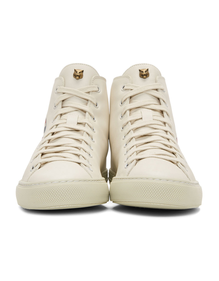 GUCCI Off,White Snake Major High,Top Sneakers · VERGLE
