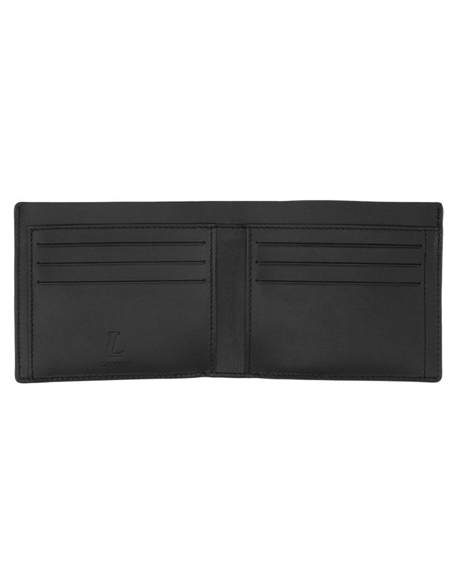 LANVIN Multicolor Iridescent 8CC Wallet