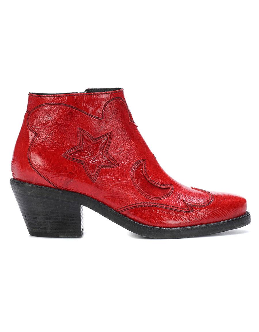 ALEXANDER MCQUEEN Solstice Zip leather ankle boots