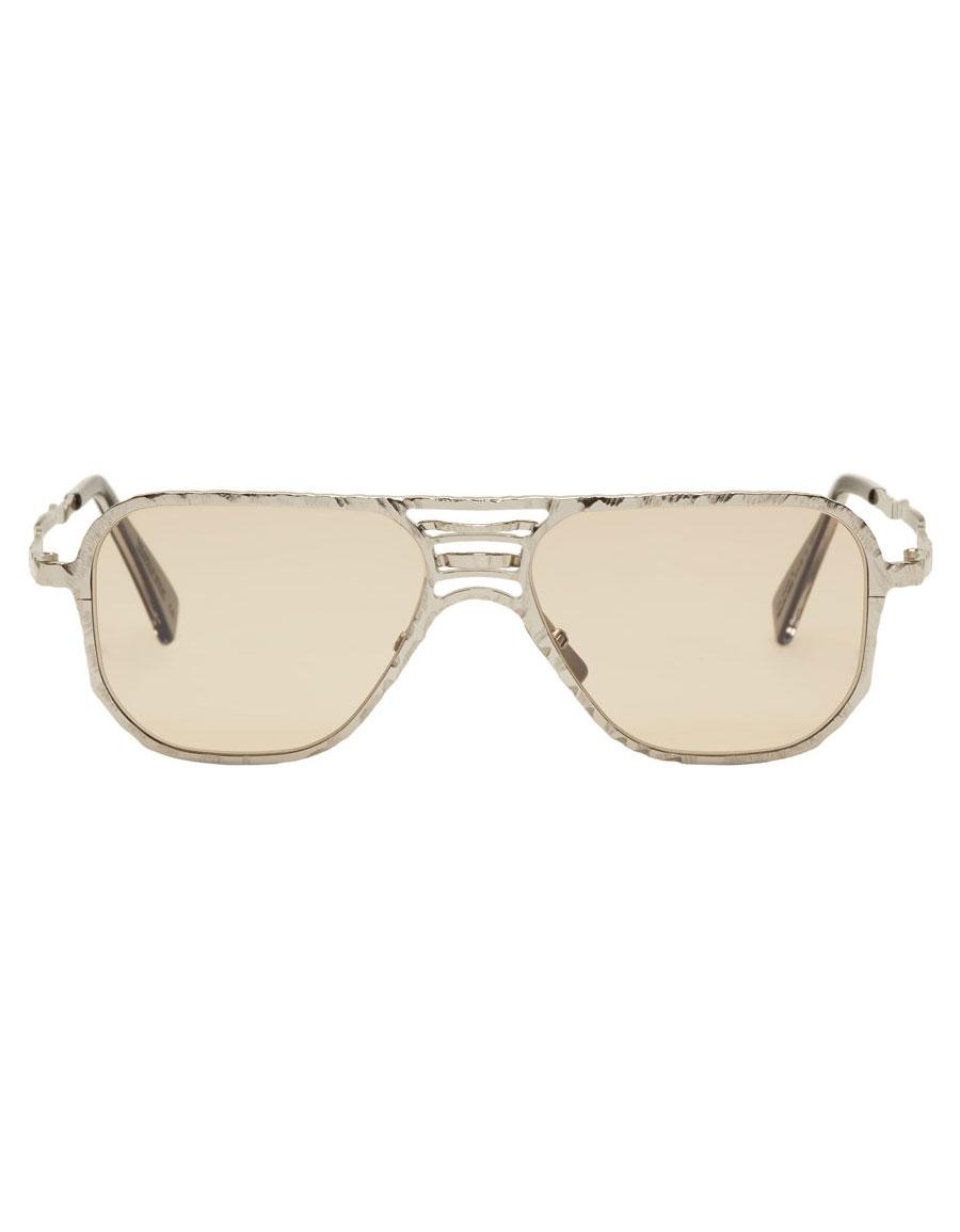 KUBORAUM Silver H54 Sunglasses