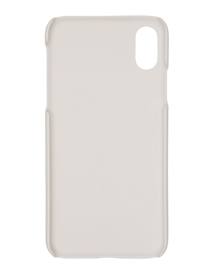 OFF WHITE White Diagonal iPhone 8 Case