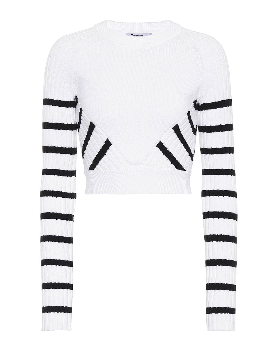 ALEXANDER WANG Cropped sweater