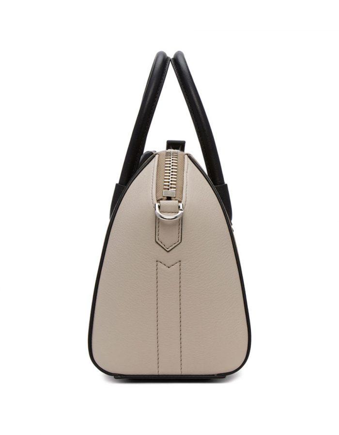 GIVENCHY Beige Mini Antigona Bag