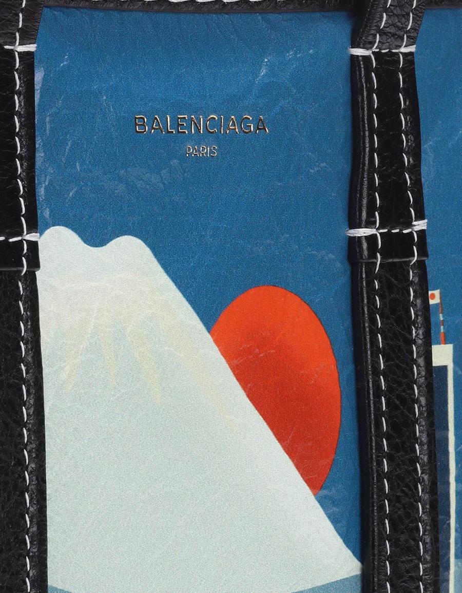 special sales wholesale outlet best place BALENCIAGA Bazar XS Tokyo leather shopper · VERGLE