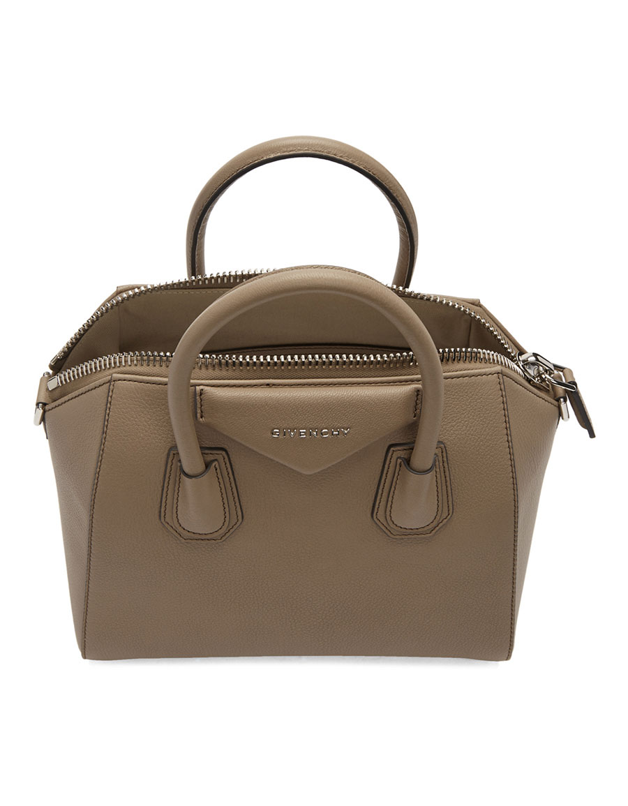 GIVENCHY Beige Small Antigona Bag