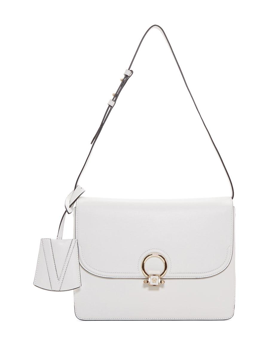 VERSACE White Medusa DV One Bag