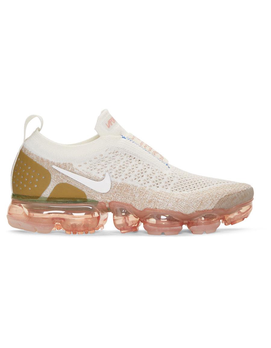 Nike Flyknit beige