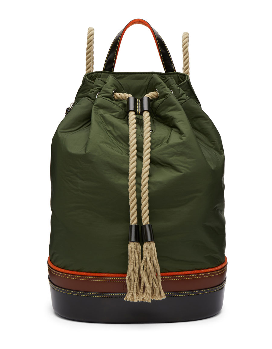 JW ANDERSON Khaki Sailor Backpack