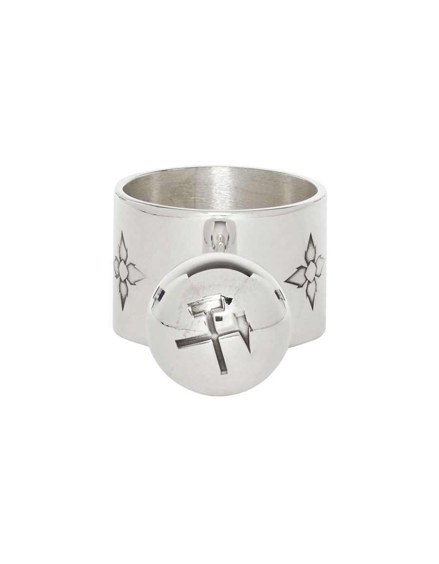 GMBH Silver Ediz Ring