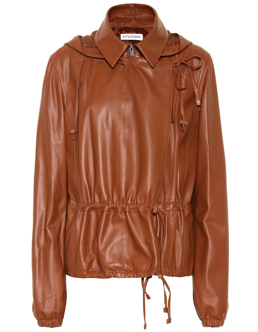 ALTUZARRA Leather jacket