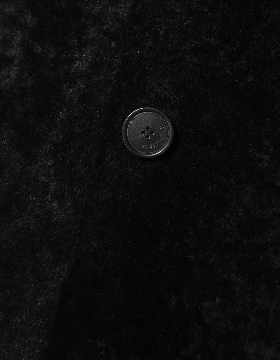 BALENCIAGA Fur coat