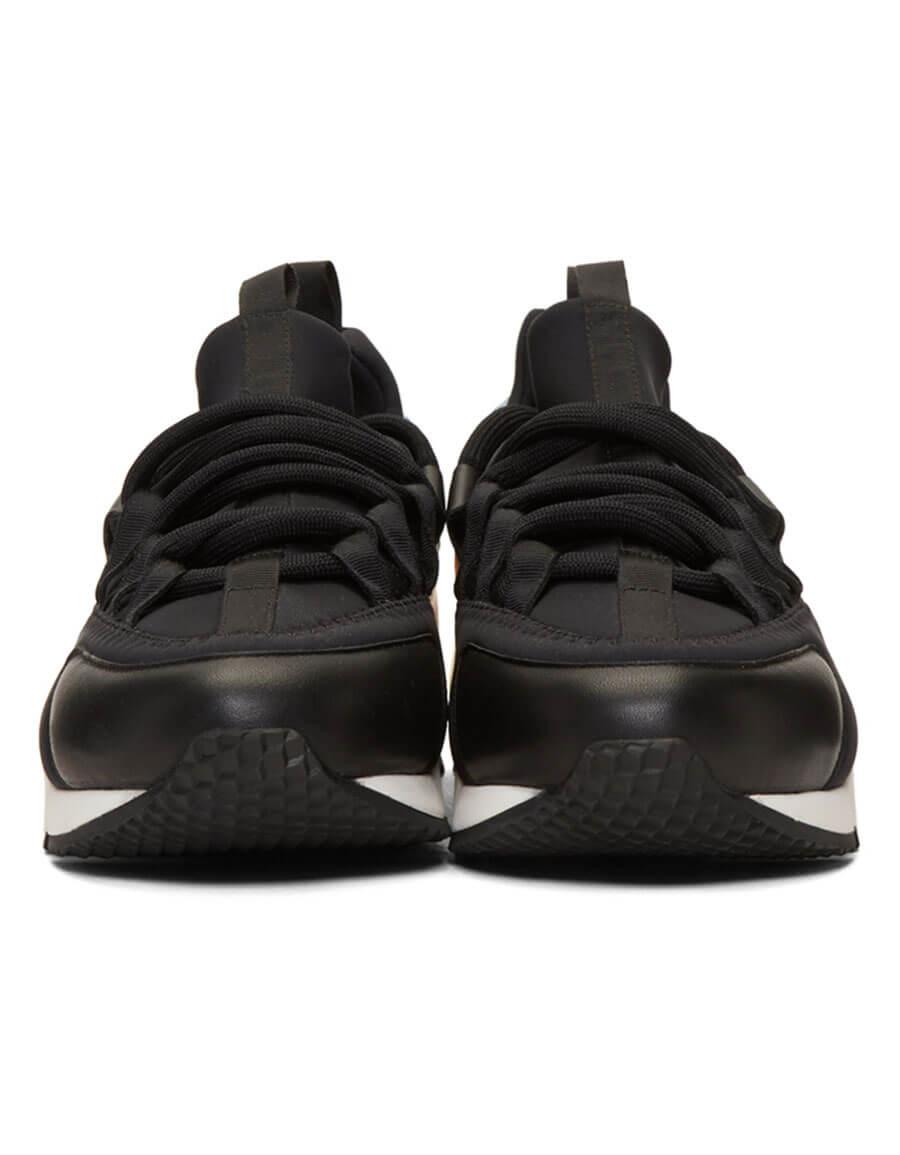 PIERRE HARDY Black & Multicolor Trek Comet Sneakers
