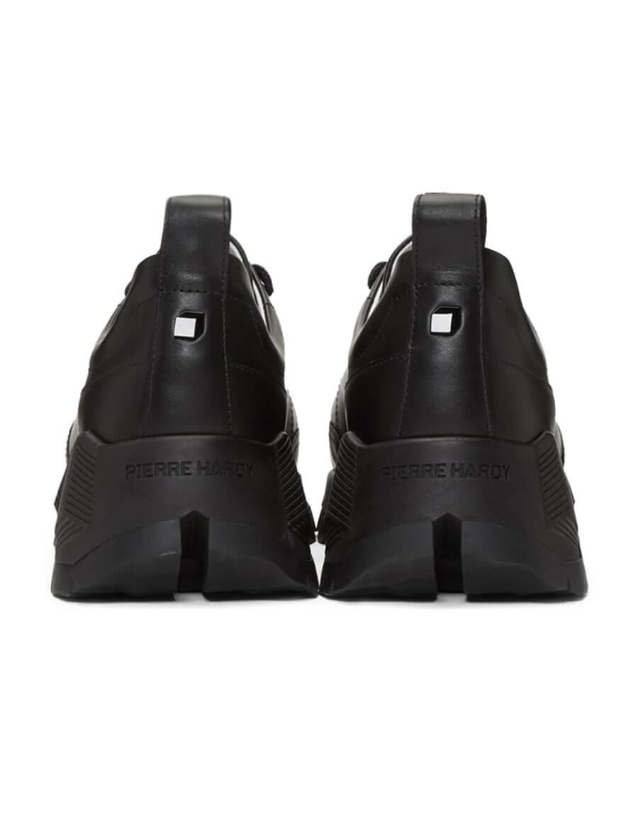 PIERRE HARDY Black Street Life Sneakers