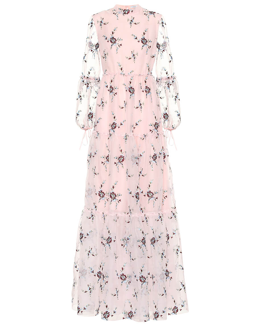 ERDEM Exclusive to Mytheresa – Cassandra floral organza gown