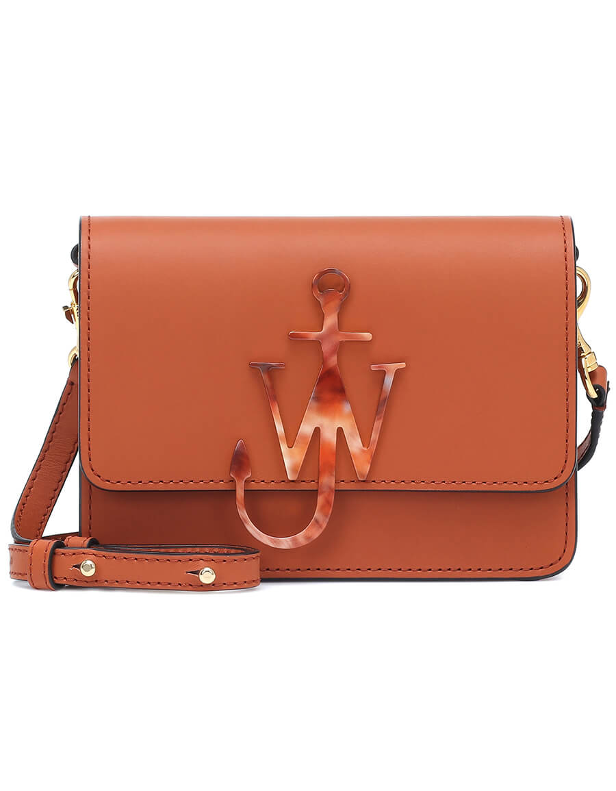 JW ANDERSON Logo Small leather shoulder bag