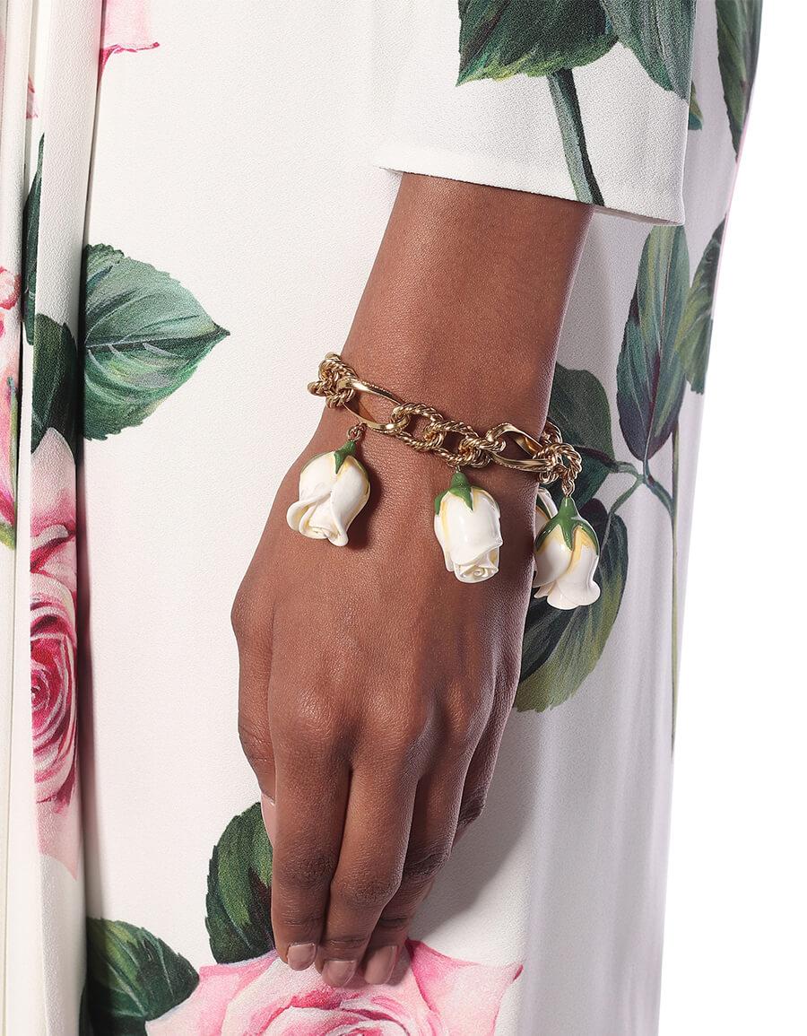 DOLCE & GABBANA Floral bracelet