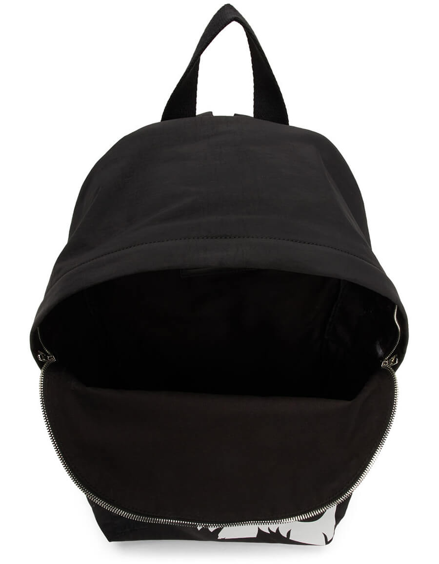 ALEXANDER MCQUEEN Black Chester Classic Backpack