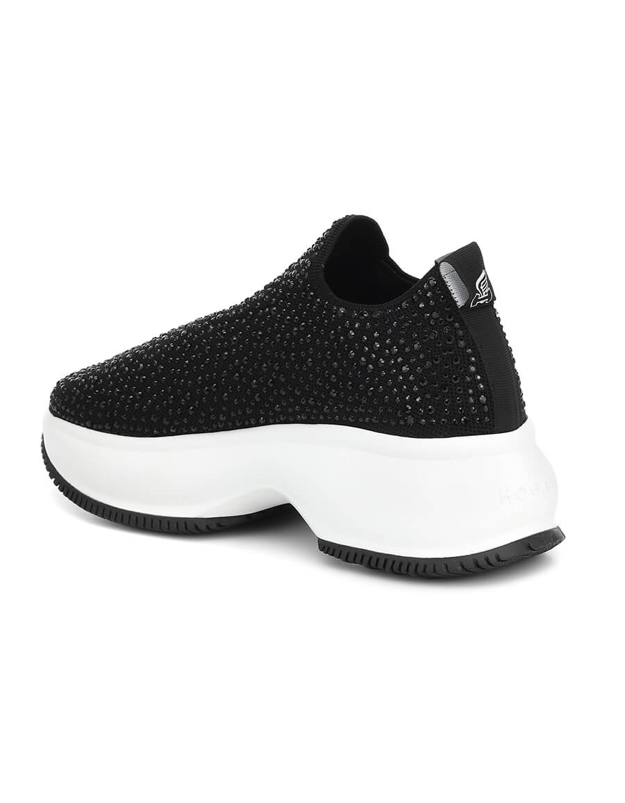 HOGAN Maxi I Active embellished sneakers