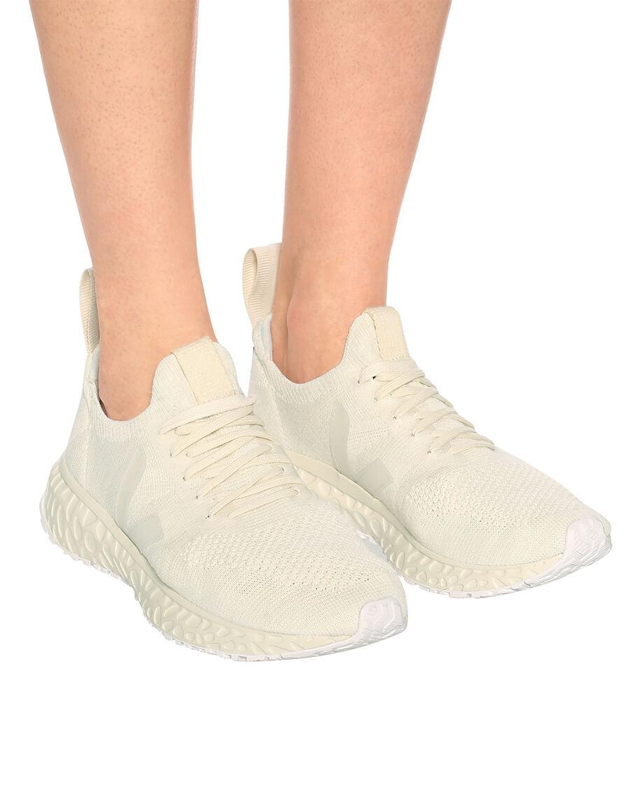 RICK OWENS x Veja knit sneakers