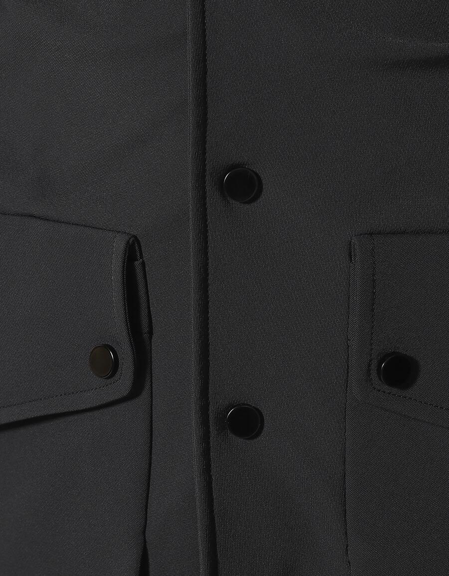 BOTTEGA VENETA Technical gabardine jacket