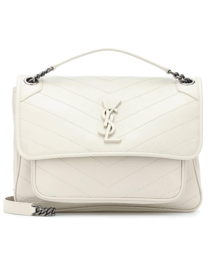 SAINT LAURENT Niki Medium leather shoulder bag