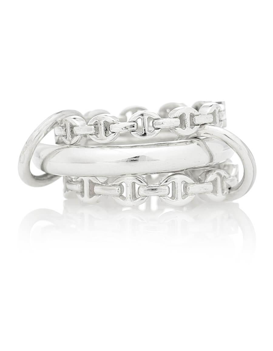 SPINELLI KILCOLLIN x Hoorsenbuhs Microdame sterling silver ring