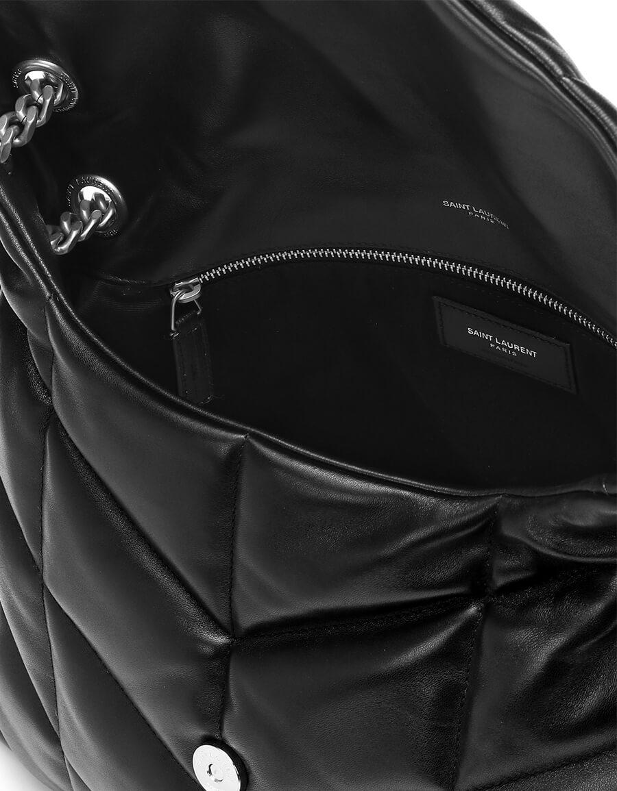 SAINT LAURENT Loulou Puffer Medium shoulder bag