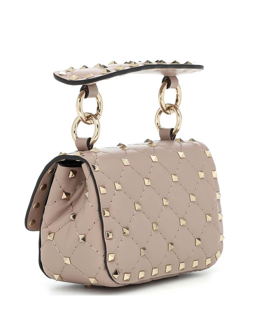 VALENTINO GARAVANI Valentino Garavani Rockstud Spike Mini crossbody bag