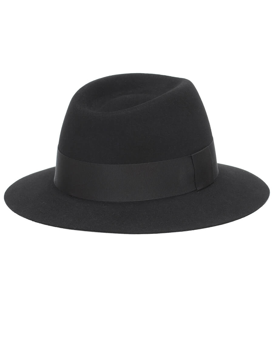 SAINT LAURENT Felt hat